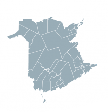 New Brunswick communities